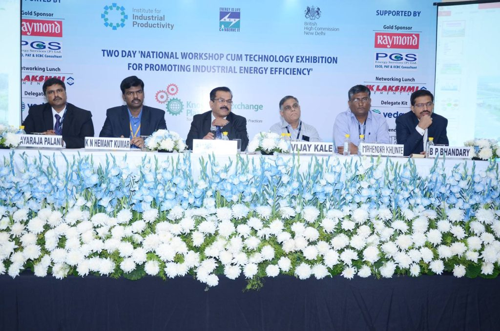 Shri Dayanidhi Behera with the panelists of fourth technical session (PART A)
