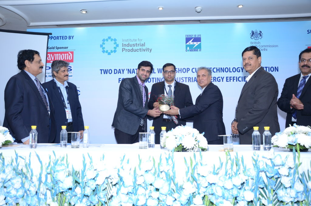 Technology Exhibition: 3rd Prize- Atlas Copco (India) Limited
