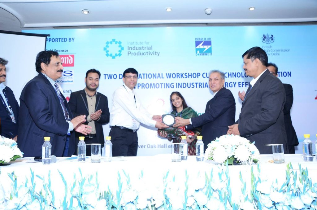 Technology Exhibition: 3rd Prize - PGS Energy Services Pvt. Limited