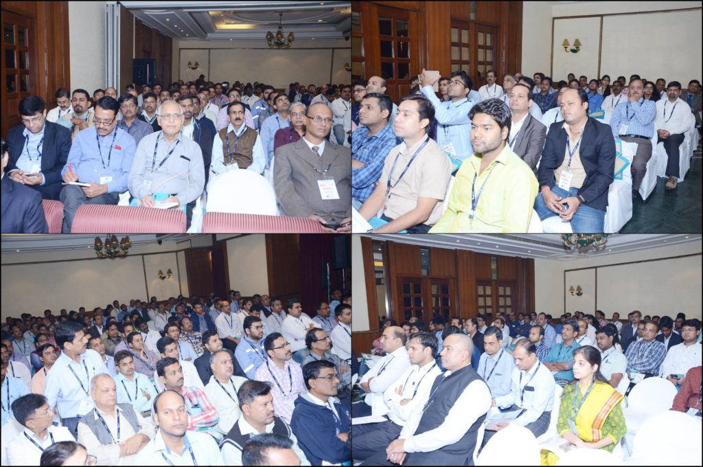Participants at the two day 'National Workshop cum Technology Exhibition for Promoting Industrial Energy Efficiency'